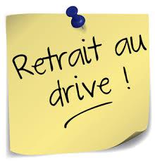 Retrait drive