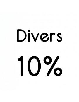 PRODUIT DIVERS TVA 10%