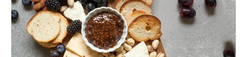 Plateaux de fromages & pains